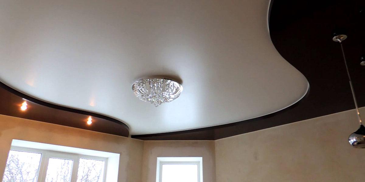 Натяжной потолок ceilingup